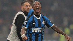 Ashley Young Enjoy Banget di Inter