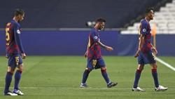 Hotel Lionel Messi cs Digeruduk Fans, Riuh Umpatan dan Caci Maki