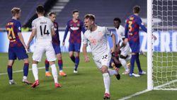 Joshua Kimmich Bek Terbaik Liga Champions 2019/2020