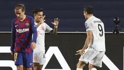Senyum Coutinho yang Ikut Bantai Barca sebagai Pemain Buangan
