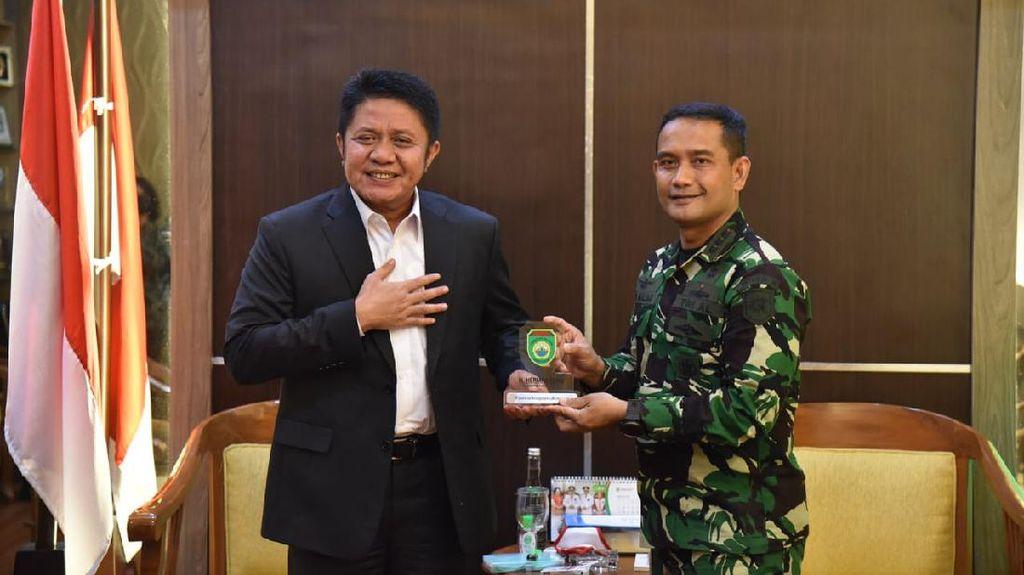 Gubernur Sumsel Minta Bantuan TNI Berantas Penyelundupan BBM di Laut