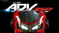 ADV 150 Sukses, Honda Mau Buat ADV 350