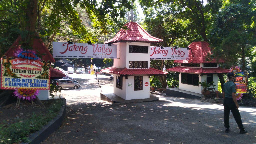 Jateng Valley, Tempat Wisata yang Disebut Terbesar se-Asia Tenggara Mulai Dibangun