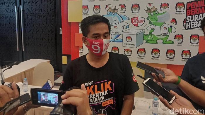 Ketua KPU Nur Syamsi