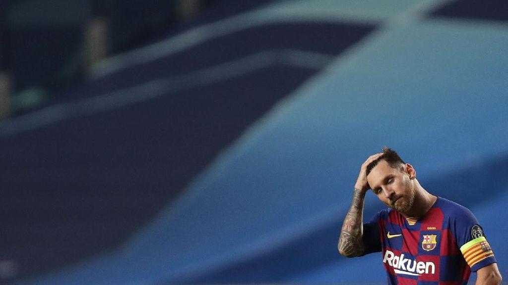 Pertama dalam 15 Tahun, Semifinal Liga Champions Tanpa Ronaldo-Messi
