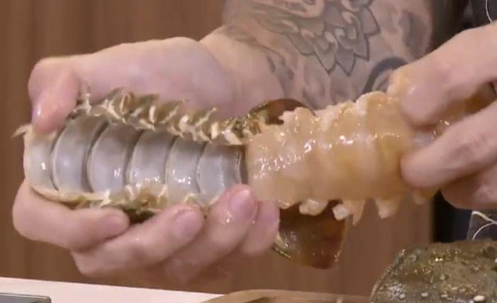 Lobster ala Korea