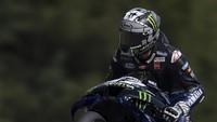 Hasil Kualifikasi MotoGP Austria: Yamaha Bermasalah Mesin, tapi Vinales Bisa Start Terdepan