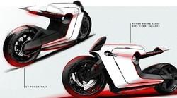 Konsep Motor Honda untuk Penyandang Disabilitas