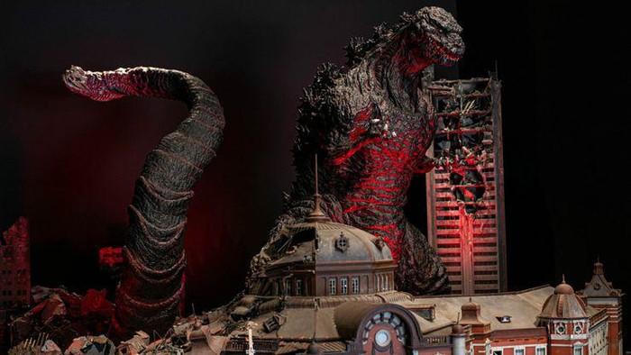 Museum Godzilla