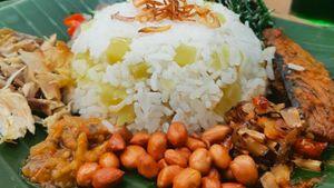 Nasi Sela, Nasi Ubi Khas Karangasem yang Berawal dari Masa Sulit