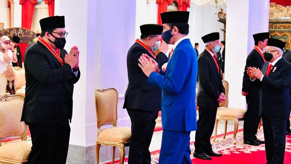 Fadli Zon: Pidato Jokowi Kurang Realistis!