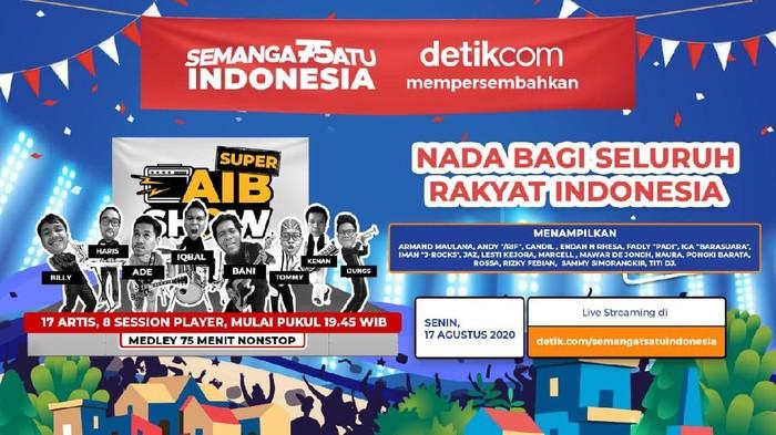Semangat Satu Indonesia