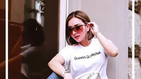 Potret Gembel Glamour ala Syahrini