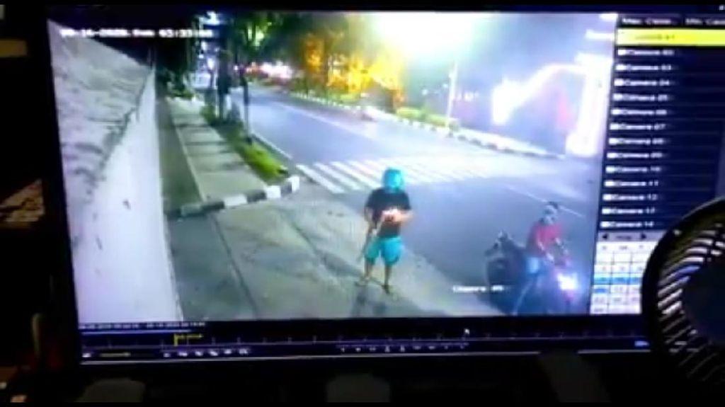 Polisi Kantongi Hasil Forensik CCTV Teror Petasan Rumah Bupati Kediri