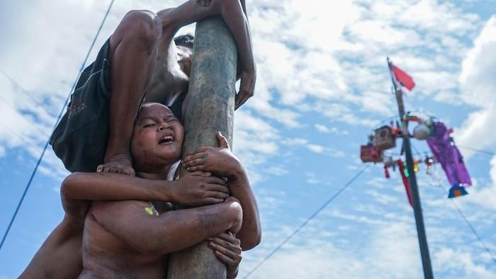 Lomba 17-an mulai diselenggarakan di berbagai daerah di Indonesia. Anak-anak pun antusias mengikuti berbagai perlombaan tersebut.