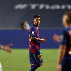 Skuad Barcelona Malu Ketemu Fans
