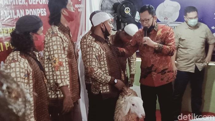 BIN bertemu dengan eks napiter di Klaten, Minggu (16/8/2020).
