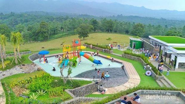 Bukit Waruwangi di Banten