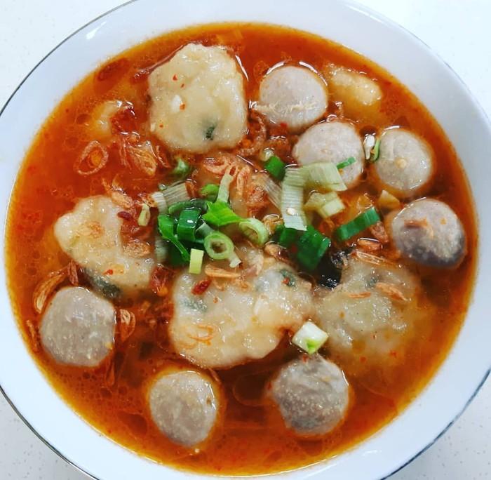 Cireng Kuah Pedas Nendang