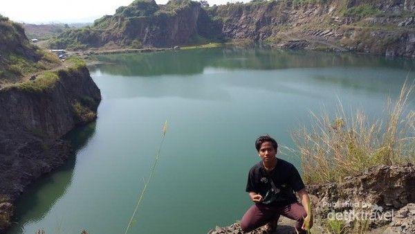 Danau Quarry Bogor