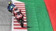 Andrea Dovizioso, Biar Lambat Asal Puncaki Klasemen MotoGP