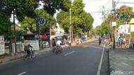 Tak Ada CFD di Jl Cipete Raya Jaksel, Lalin Lancar di Kedua Arah