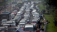 Arus Balik Belum Usai, Baru 162 Ribu Kendaraan Balik ke Jakarta Lewat Tol