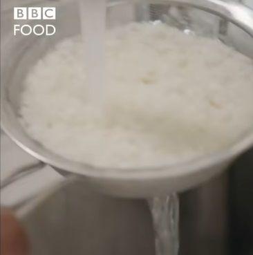 kejadian masak nasi