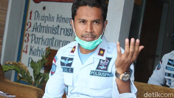 Kepala Rutan Kelas IIB Blora Dedi Cahyadi.