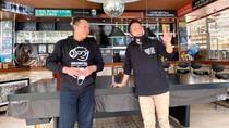 Bamsoet & Denny Cagur Nge-Vlog Bareng Bikin Konten soal Kebangsaan