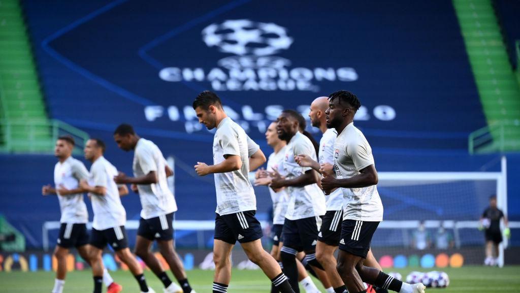Susunan Pemain Manchester City Vs Lyon