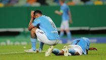 Marseille Ogah Tiru Cara Lyon Demi Kalahkan Man City