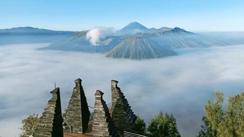 Puncak Seruni Gunung Bromo
