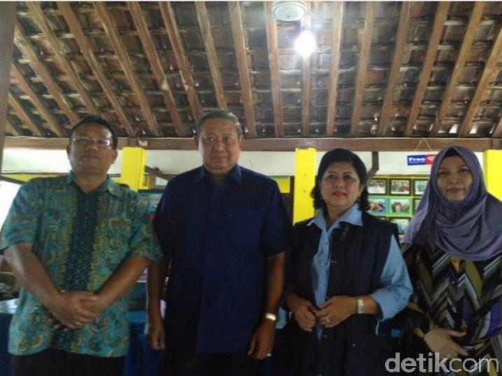 Sego Berkat Favorit SBY