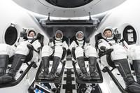 SpaceX NASA Crew-1