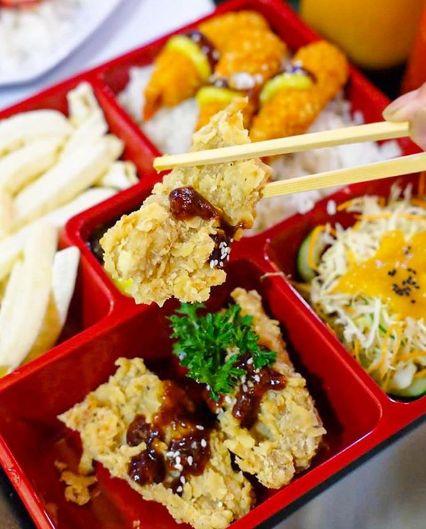 Restoran Korea dan Jepang Ala Warteg di Yogyakarta