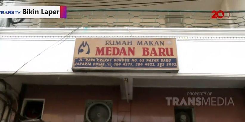 RM Medan Baru - Bikin Laper Trans TV