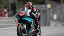 Hasil Latihan Bebas I MotoGP Emilia Romagna 2020: Quartararo Ngacir, Rossi Tercecer