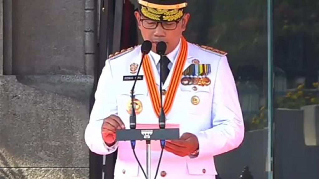 Eksistensi TAP Gubernur Jawa Barat Ridwan Kamil Kembali Disorot