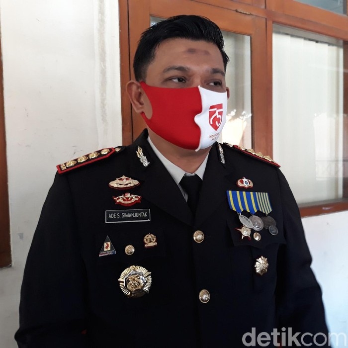 Kapolresta Solo Kombes Ade Safri Simanjuntak