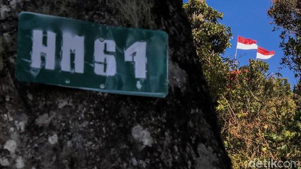 Selain mulai kembali dibuka gunung ini kembali ramai di hari kemerdekaan.