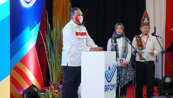 Kepala BP2MIBenny Rhamdani