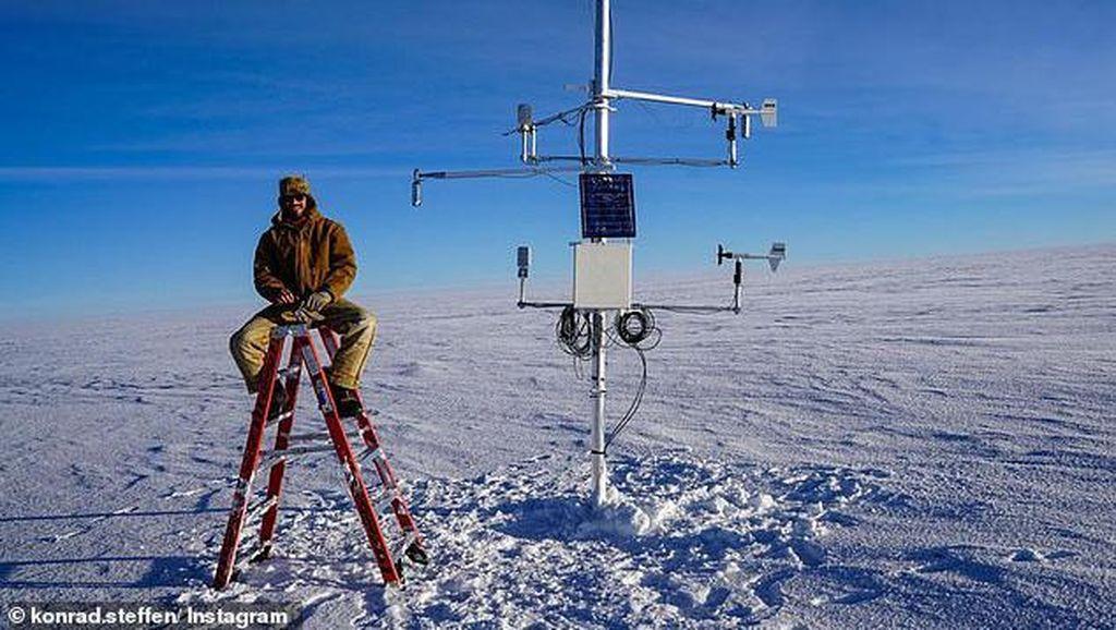 Kecelakaan di Greenland, Ilmuwan Terkenal Hilang