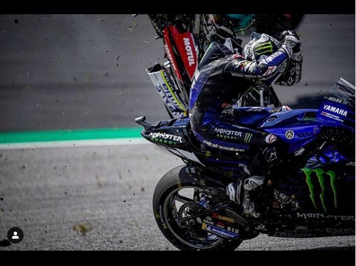 Vinales hampir tak dapat menyelesaikan MotoGP Austria.