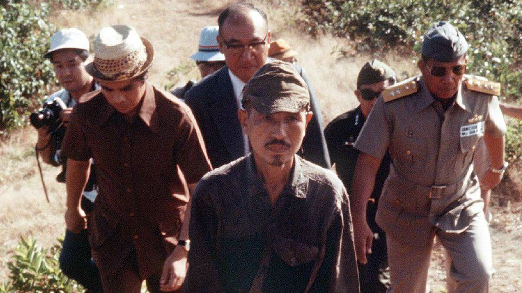 Kisah Tentara Jepang yang Baru Menyerah 29 Tahun Usai Perang Dunia II