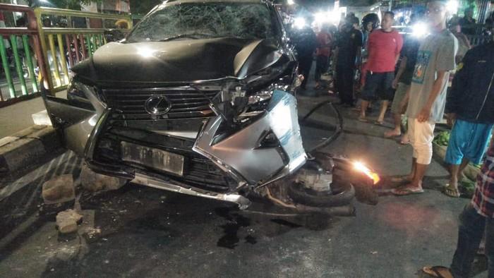 Kecelakaan Maut Di Palmerah Pemobil Lexus Jadi Tersangka