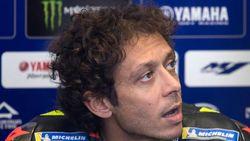 Insiden di MotoGP Austria Bikin Rossi Banyak-banyak Doa