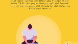 Ada banyak faktor yang menyebabkan seseorang hidup lagi setelah dinyatakan meninggal. Dunia medis mengenalnya sebagai lazarus syndrome.