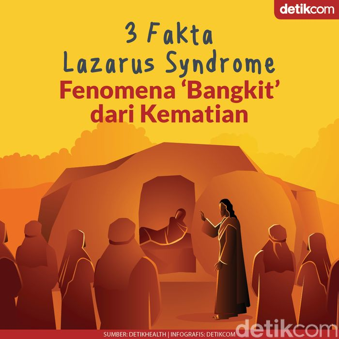 3 Fakta Lazarus Syndrome, Hidup Lagi Setelah Dinyatakan Meninggal