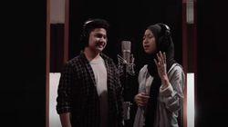 Adiba Khanza dan Syakir Daulay Makin Dekat Lewat Lagu Uje
